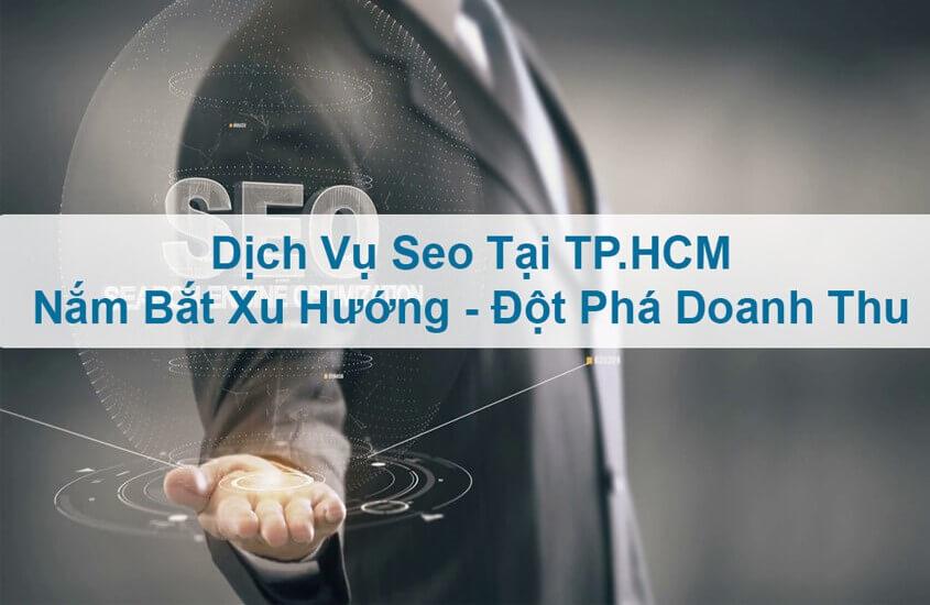 Dịch vụ seo tại TPHCM
